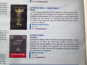 Magazine Point d'appui, édité à 40.000 ex.